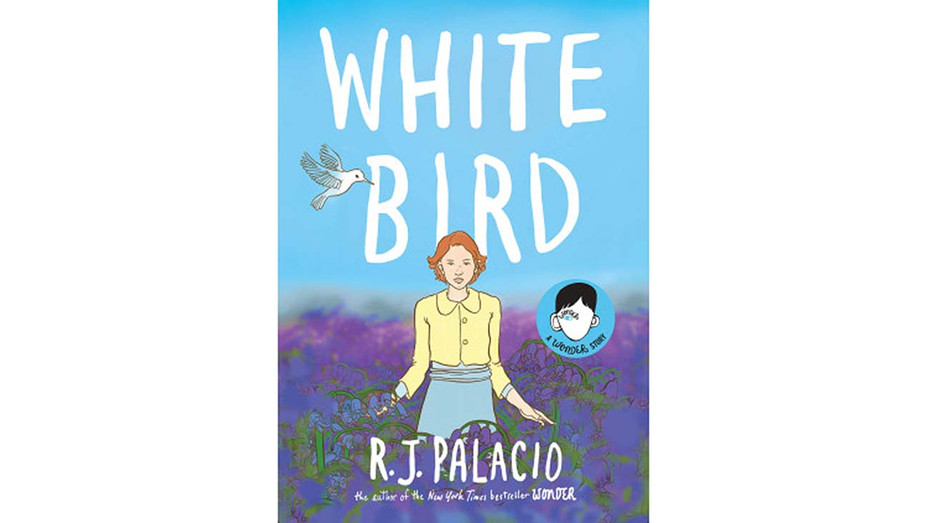 White Bird Graphic Novel - Publicity - H 2019