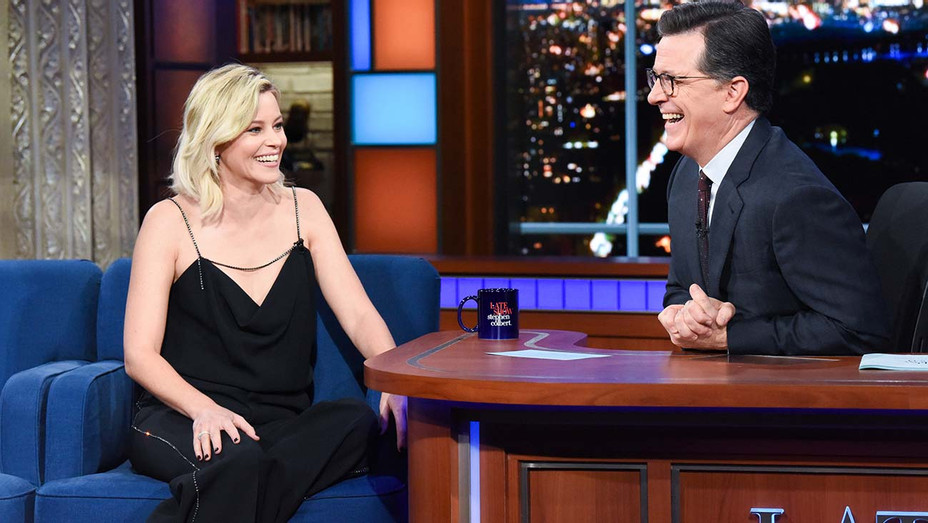 The Late Show with Stephen Colbert and guest Elizabeth Banks  -  November 5, 2019 - Publicity_h 2019