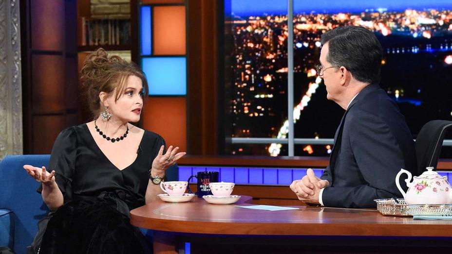 The Late Show with Stephen Colbert -Helena Bonham Carter-  November 19, 2019- Publicity-H 2019