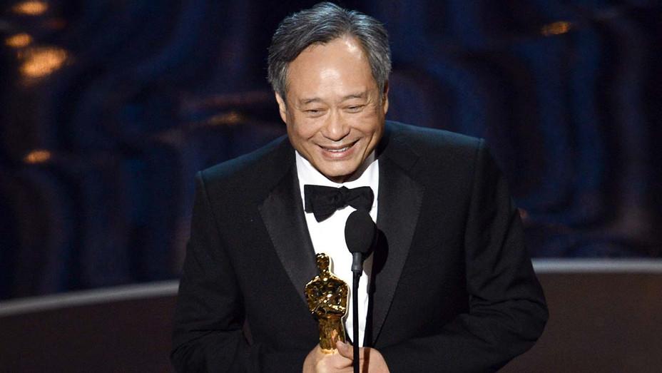 2013 Ang Lee, Life of Pi - Oscars - Getty-H 2019