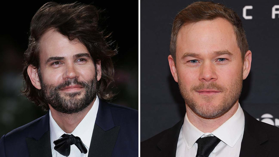 Rossif Sutherland Aaron Ashmore - Getty - H 2019