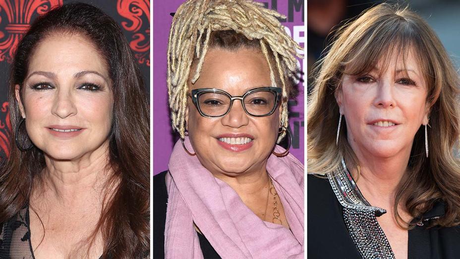 Gloria Estefan, Kasi Lemmons and Jane Rosenthal-Split-Getty-H 2019