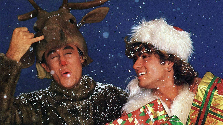 """Wham Recorded the Classic """"Last Christmas"""" in 1984 - Sony Music Entertainment - H 2019"""