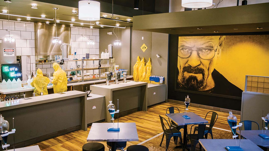 Pop-Up Eateries -Breaking Bad - Publicity-H 2019