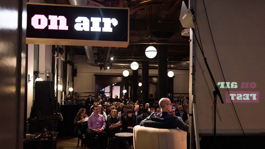 Alex Blumberg Discusses Future of Gimlet - On Air Fest - H - 2019