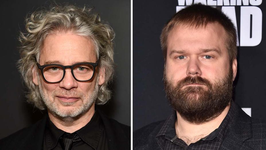alternate - Dexter Fletcher and Robert Kirkman - Getty - Split - H 2019
