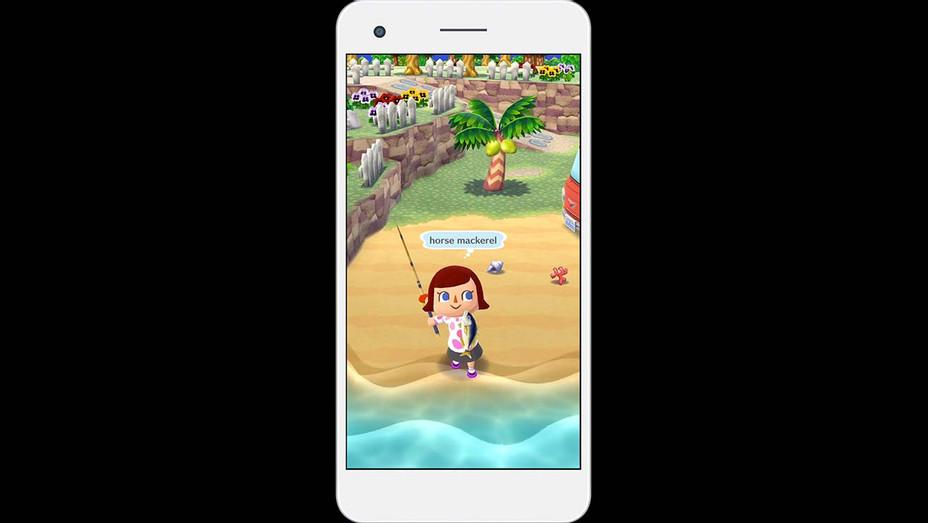 Animal Crossing: Pocket Camp - Publicity - H 2019