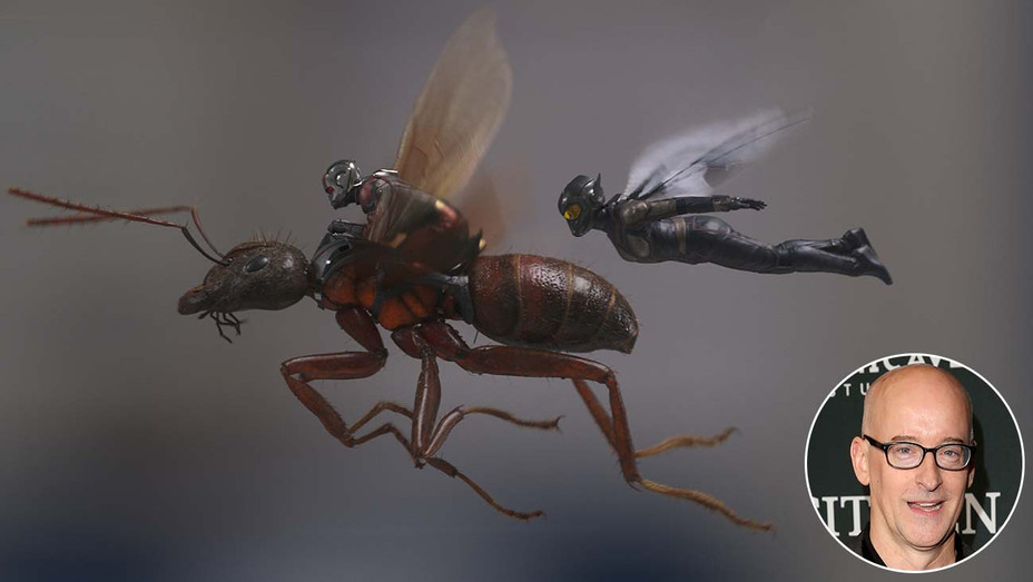 Ant Man and the Wasp_Peyton Reed_Inset - Getty - H 2019