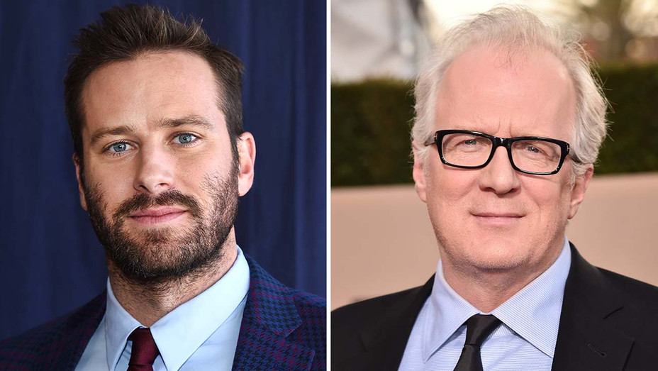 Armie Hammer and Tracy Letts Split-Getty-H 2019