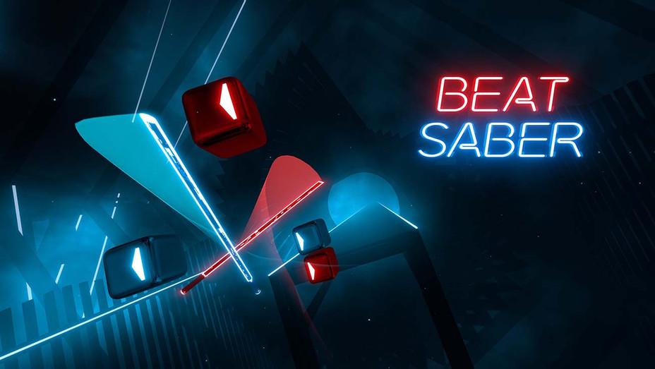 Beat Saber Key Art - Publicity - H 2019