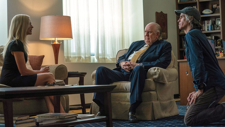 """Making of 'Bombshell': How Charlize Theron, Nicole Kidman and Margot Robbie Re-Created the """"Pervasive Paranoia"""" of Roger Ailes's Fox News"""