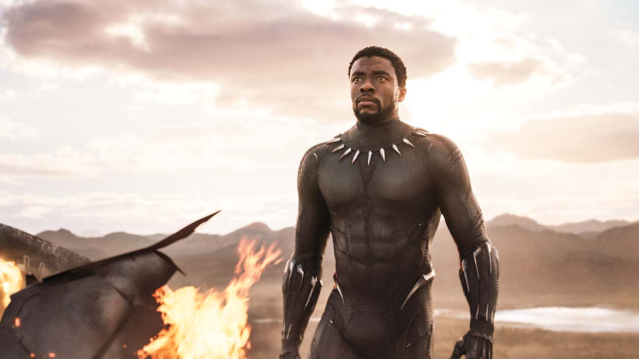 Critic's Notebook: In 'Black Panther,' Chadwick Boseman Created a Fresh Model of Black Manhood