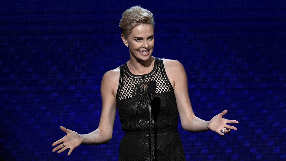 Charlize Theron - American Cinematheque Awards - H - 2019