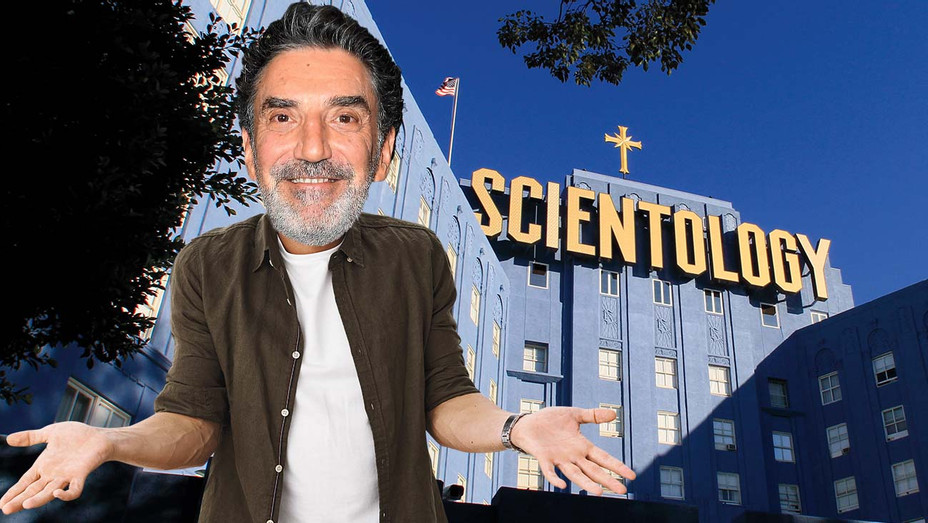 ONE TIME USE_Chuck Lorre_Scientology_Comp - Getty - H 2019