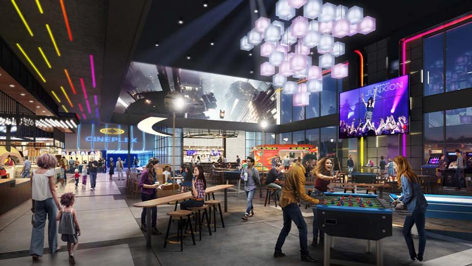 Cineworld Calls Off Cineplex Movie Theater Deal | Hollywood Reporter
