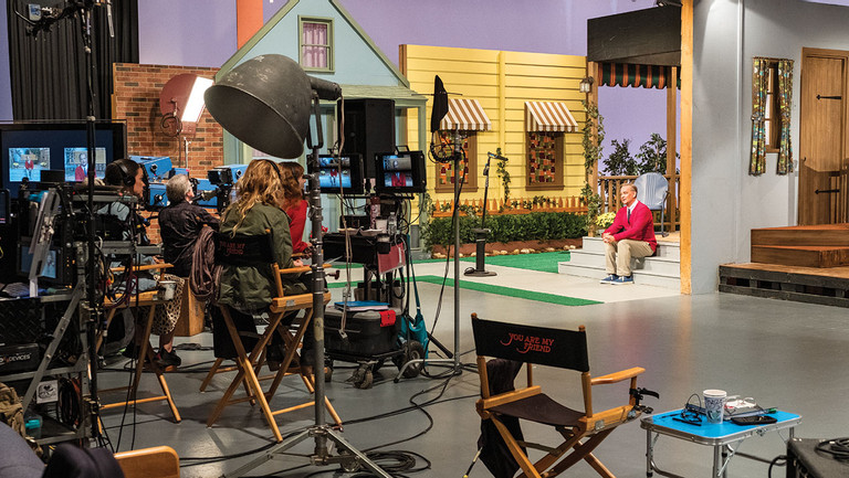 "Making of 'Beautiful Day in the Neighborhood': Tom Hanks, Marielle Heller Bring a ""Weirder"" Fred Rogers Story to the Big Screen"