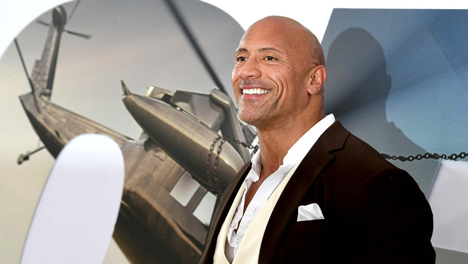 Dwayne Johnson - Getty - H 2019