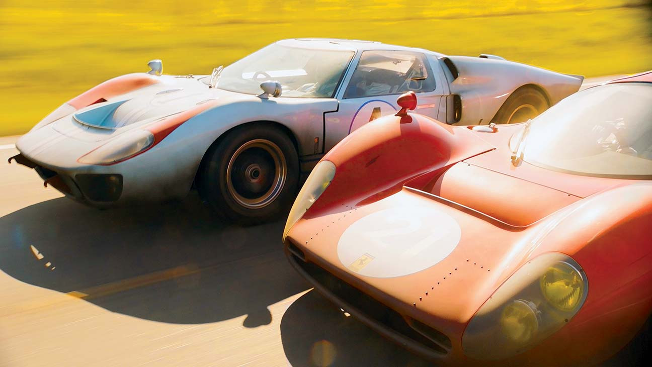 How Ford V Ferrari Sound Team Found The Real Revs And Roars Of Classic Cars Hollywood Reporter