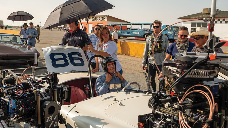Making of 'Ford v Ferrari': Christian Bale, Matt Damon, Silly Fights and Real-Life Racing Effects