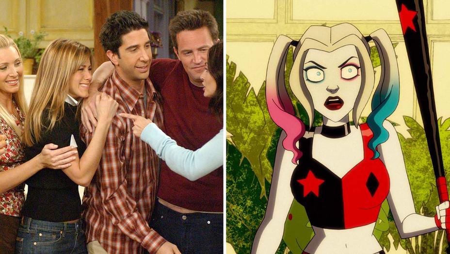Friends - DC Universe's Harley Quinn-Split-H 2019