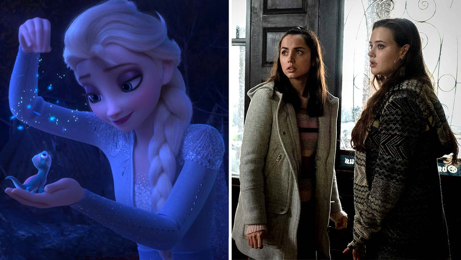 Frozen 2 - Knives Out - Publicity Stills - Split - H 2019