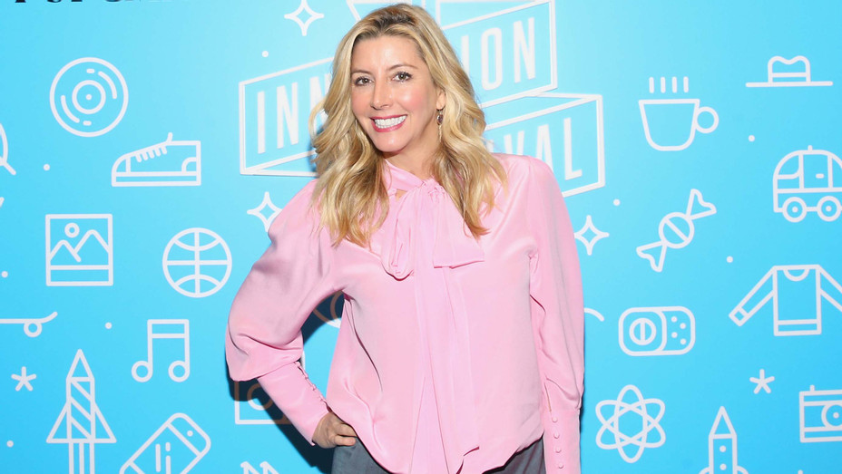 Spanx Founder Sara Blakely in 2018 - H Getty 2019