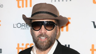 Nicolas Cage Marries Riko Shibata in Las Vegas