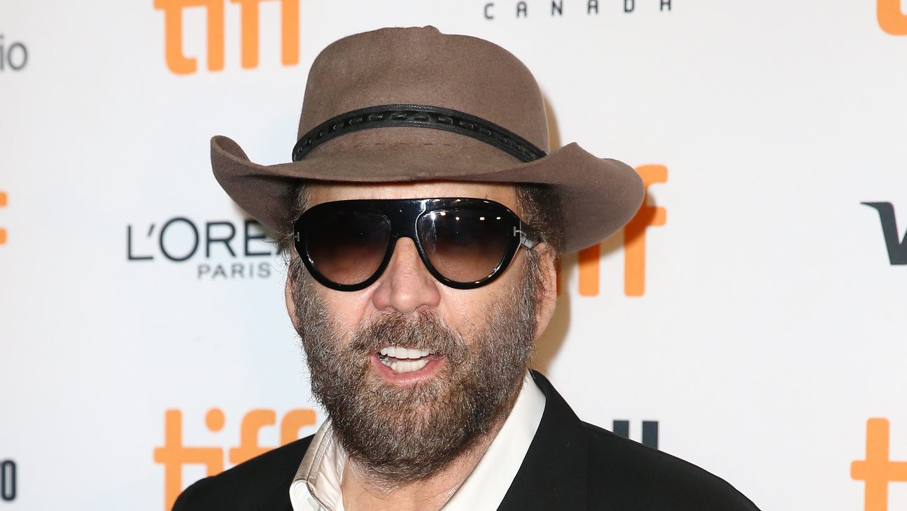Nicolas Cage to Star in, Produce Amazon Fantasy Drama