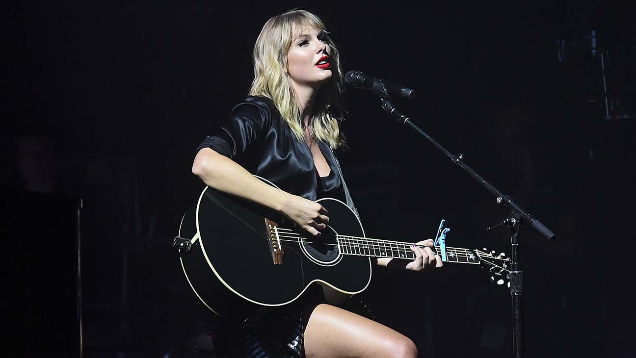 Taylor Swift Achieves Seventh No. 1 Album on Billboard 200 Chart