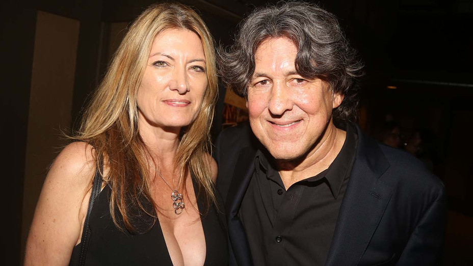 Lia Vollack and Cameron Crowe — Getty — H 2019