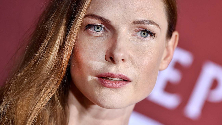 """Rebecca Ferguson attends the Premiere of Warner Bros Pictures' """"Doctor Sleep"""" - Getty-H 2019"""