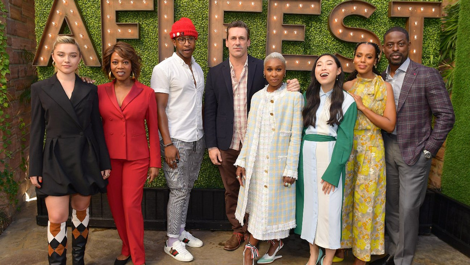 AFI 'Indie Contenders Roundtable' - Getty - H 2019