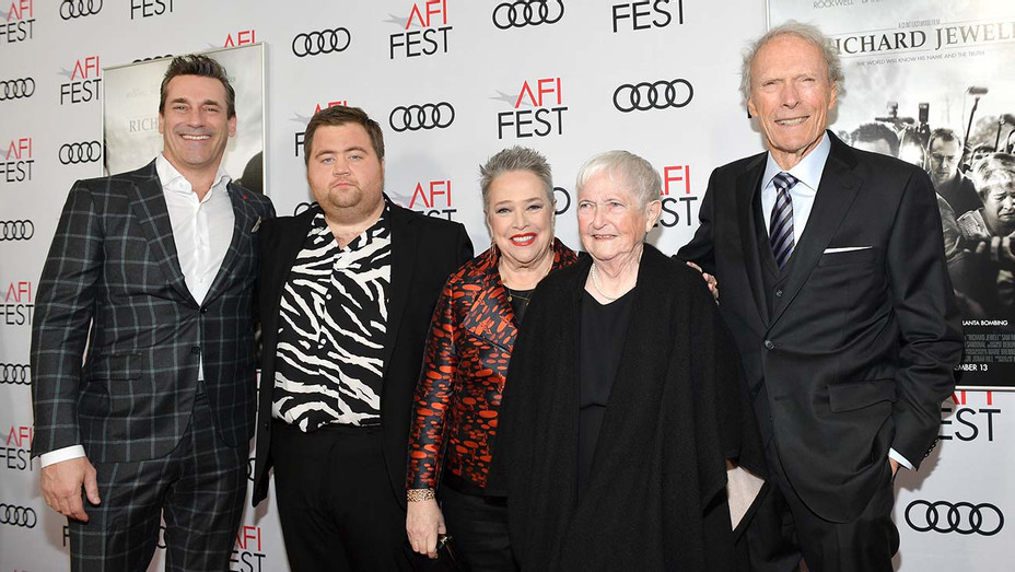"""Richard Jewell"" premiere during AFI FEST 2019 November 20, 2019 - Getty-H 2019"