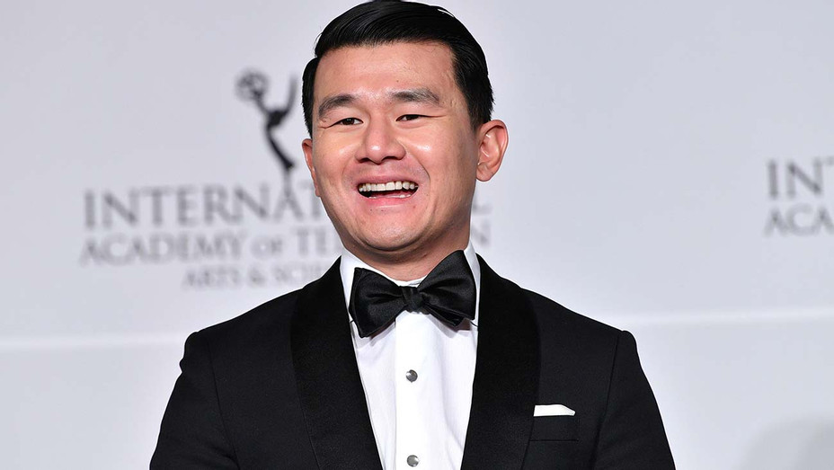 Ronny Chieng International Emmys - Getty - H 2019
