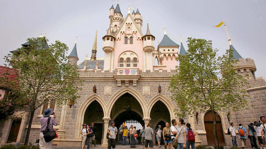 The Hong Kong Disneyland park - Getty-H 2019