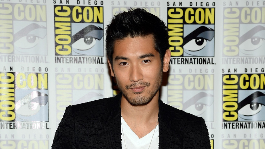 Godfrey Gao - Getty - H 2019