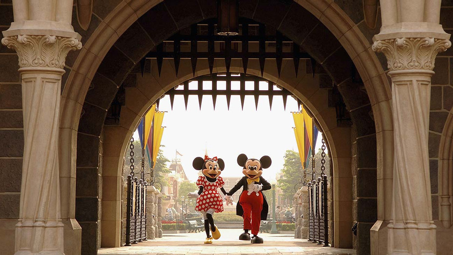 Disneyland Mickey and Minnie Mouse Hong Kong- Getty-H 2019