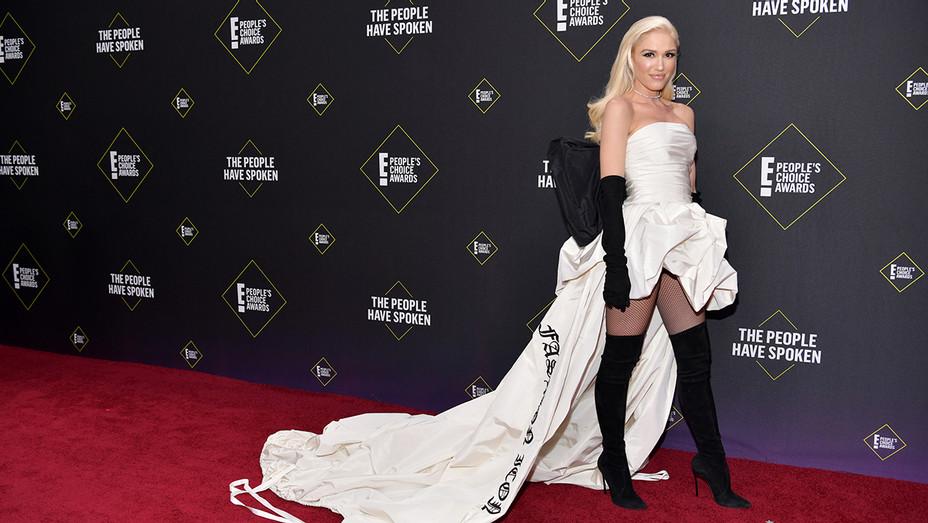 Gwen Stefani - H Getty 2019