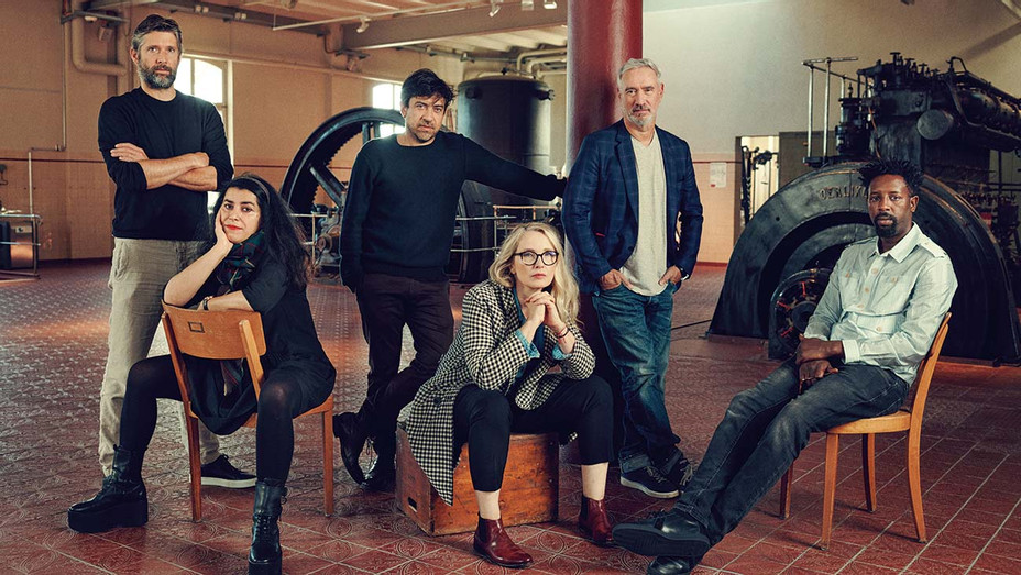 AFM Indie Director Roundtable 2019 — Photographed by Anoush Abrar — H 2019