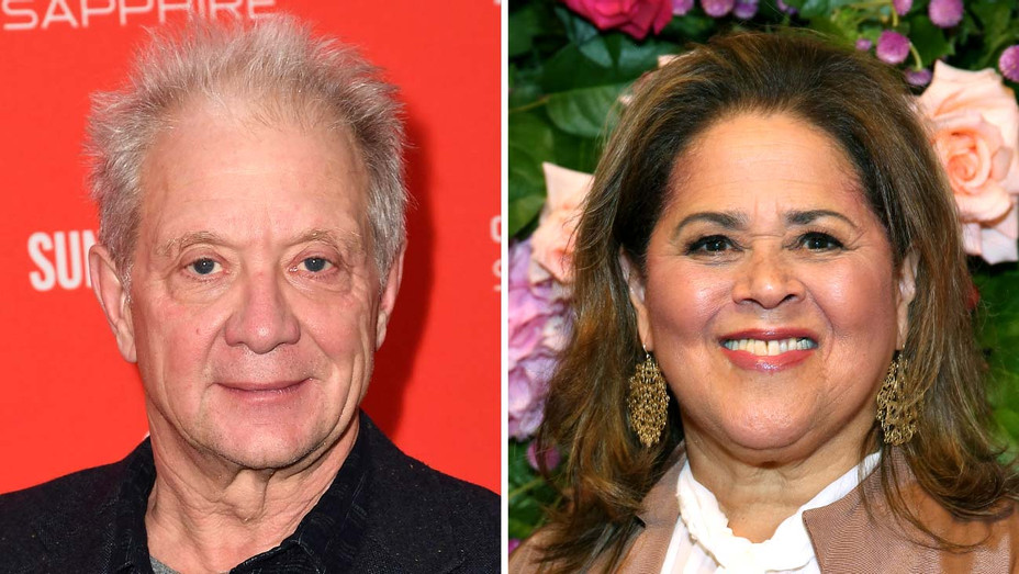 Jeff Perry and Anna Deavere Smith - Getty - Split -H 2019