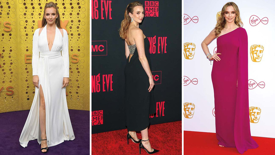 Jodie Comer's Style Slays - Main- Split-Getty-H 2019