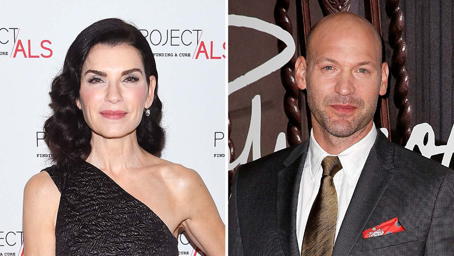 Julianna Margulies and Corey Stoll_Split - Getty - H 2019