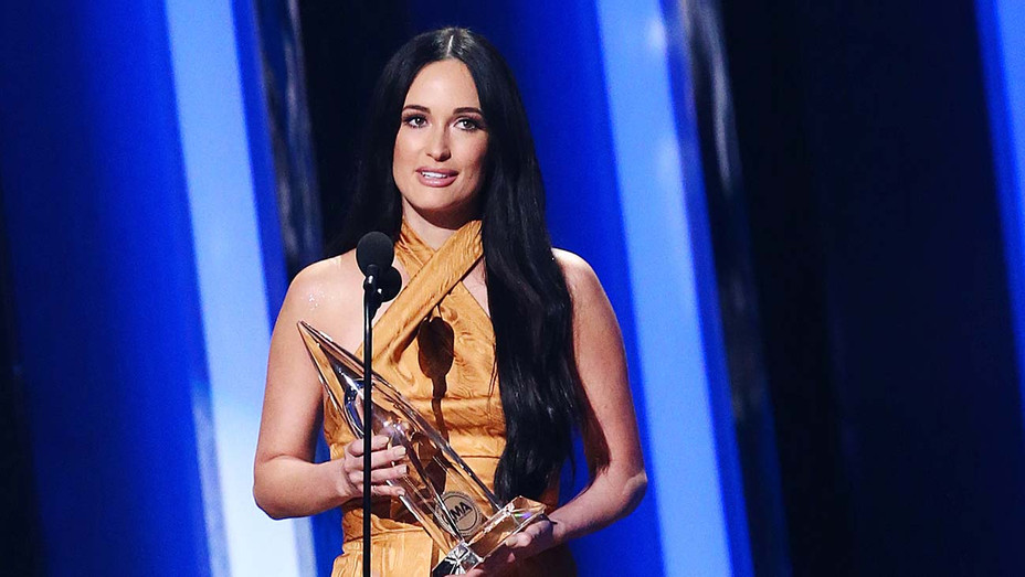 Kacey Musgraves_CMAs_Onstage - Getty - H 2019