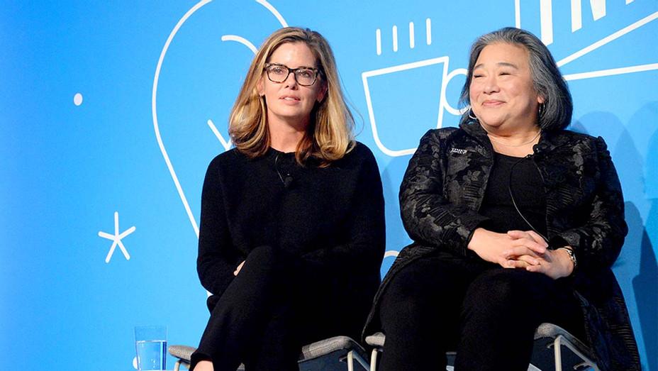 Kate McGrath and Tina Tchen - Getty - H 2019