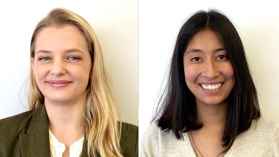 Kelly Burnett and Ariane Ackerberg - Publicity - Split - H 2019