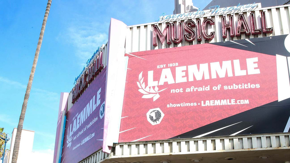 Laemmle's Music Hall 2 - Getty - H 2019