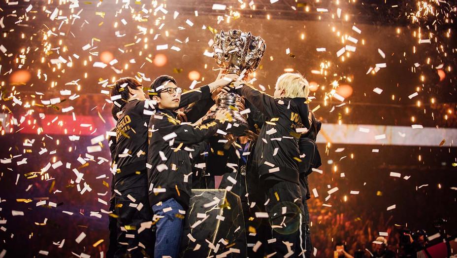 League of Legends World Championships 2019 - Publicity - H 2019
