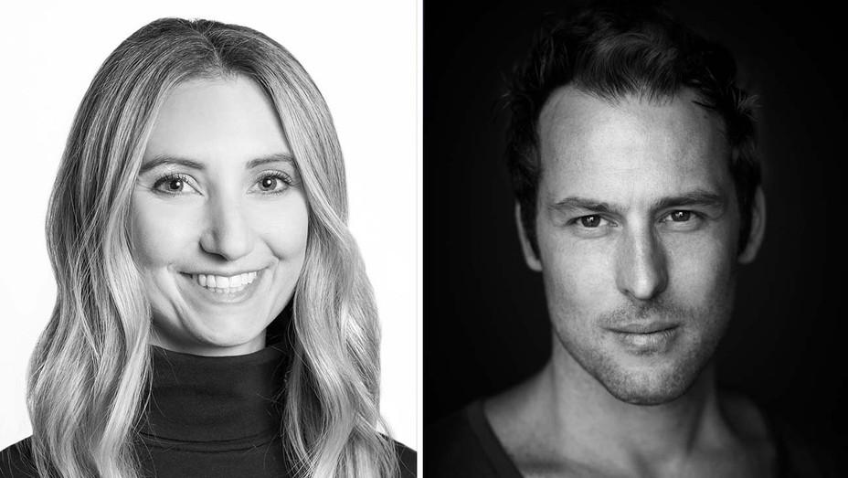 Lindsay Galin and Jeff Raymond - Publicity - Split - H 2019