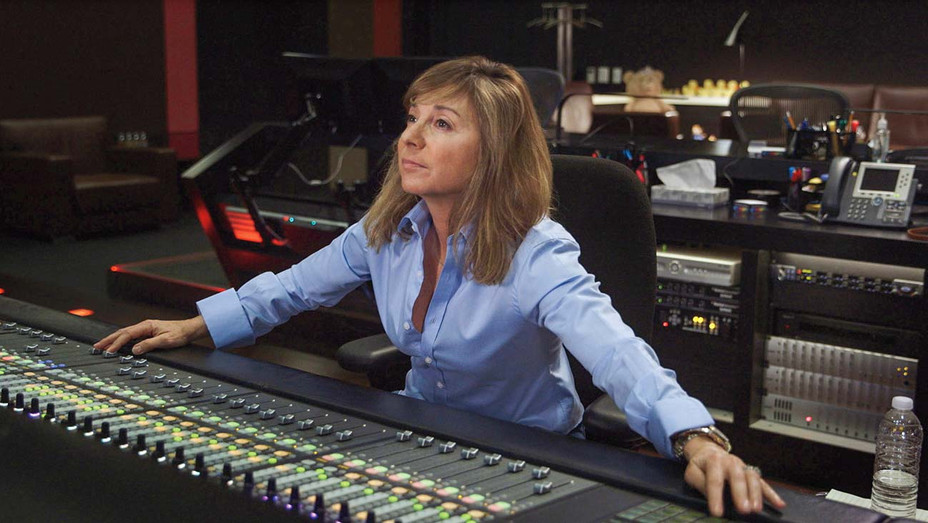 Making Waves: The Art of Cinematic Sound - Anna Behlmer at Mix Console- Publicity still - H 2019