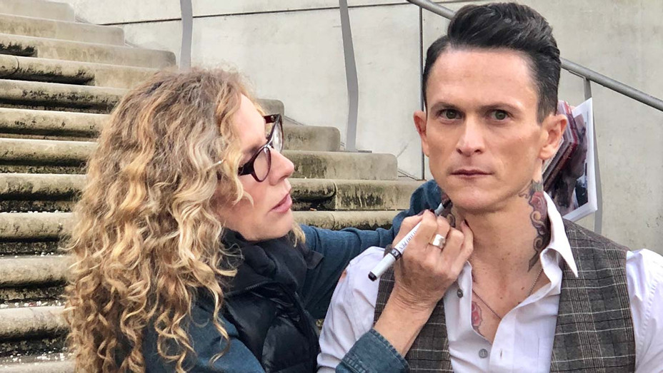 Melanie Hughes-Weaver and Jonathan Tucker - Publicity - H 2019